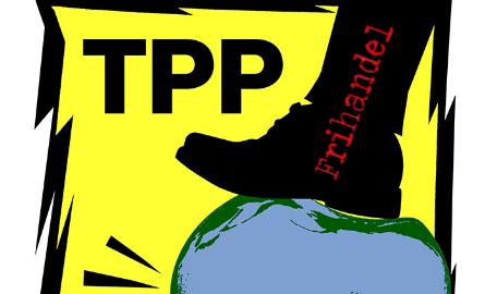 TPP – imperialismens ansikte: frihandel