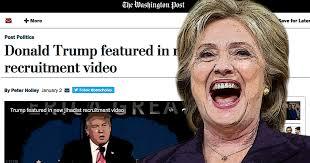 """Trumps """"sexskandal"""" döljer värre avslöjanden om Clinton"""